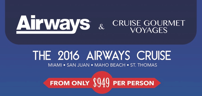Airways Cruise 2016