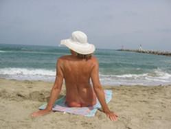 France best nude beach