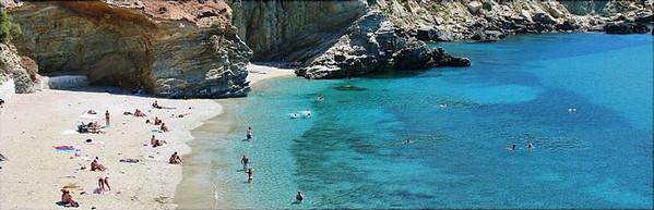 Folegandros-beaches