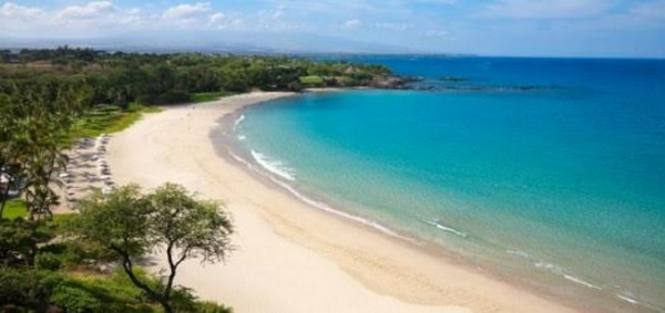 Kaunaoa Bay Beach