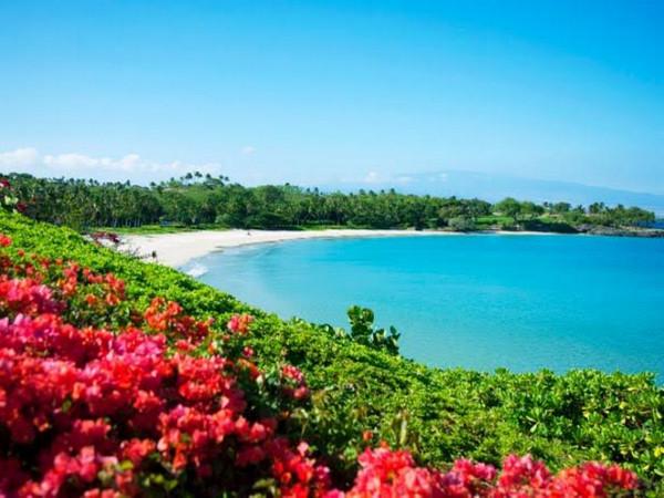 Kaunaoa Bay