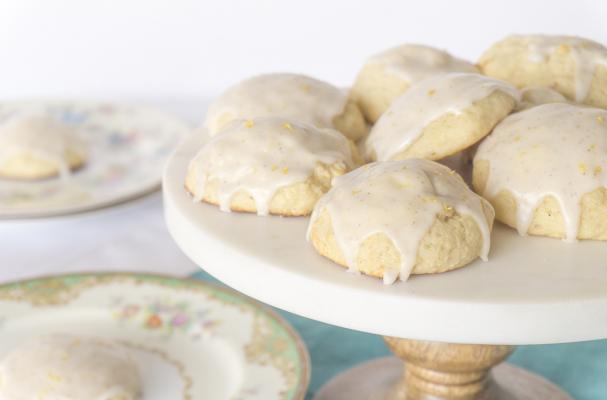 Vanilla Bean Ricotta Cookie - CruiseGourmet Magazine