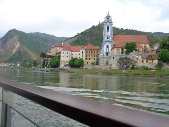 Sailing-the-Danube