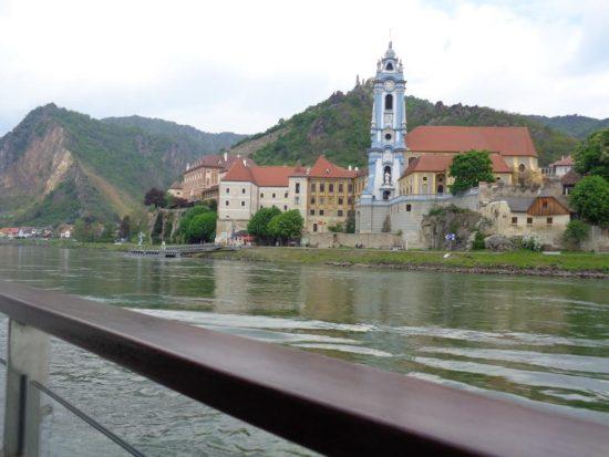 Sailing-the-Danube