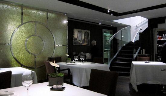 Arzak dining - Spain