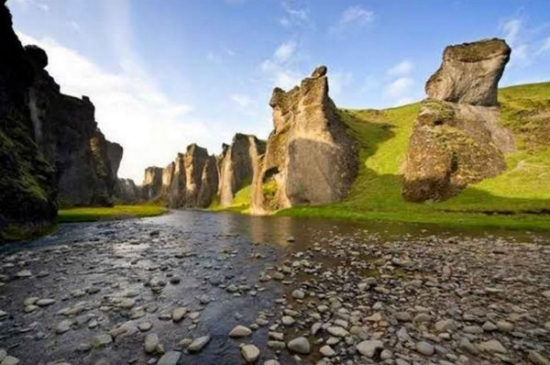 Asbyrgi Canyon - Iceland