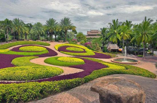 Noong Nooch Gardens, Thailand
