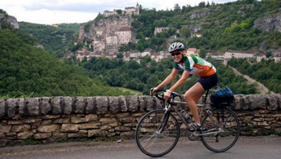 cycling-Dordogne Valley