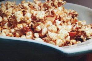 Caramel Candy Popcorn