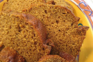 Easy Spiced Pumpkin Bread