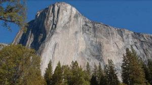 El Capitan at Yosemite