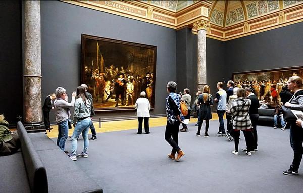 Rijksmuseum artwork