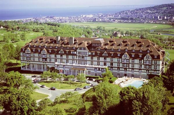 golf hotel in Deauville, France