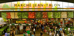 Marche Jean Talon market in Montreal