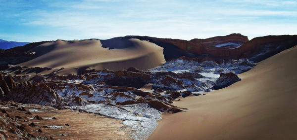 Valley of the Moon Bolivia