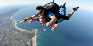 Wollongong skydiving