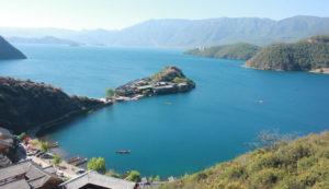 Lijiang - Lugu Lake