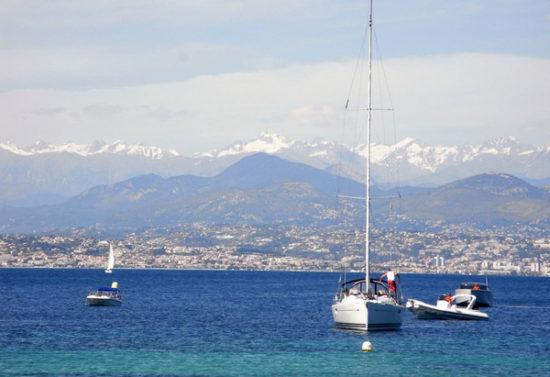 Cap d'Antibes France