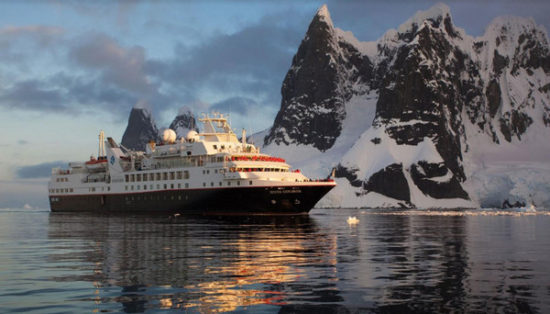Expedition Greenland Silversea