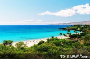 Hapuna Beach - Hawaii