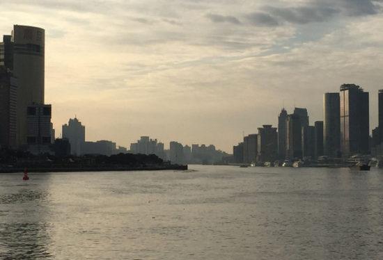 Huangpu River - Shanghai
