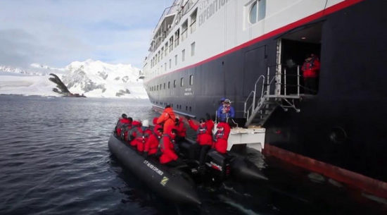 Silversea Expedition Greenland
