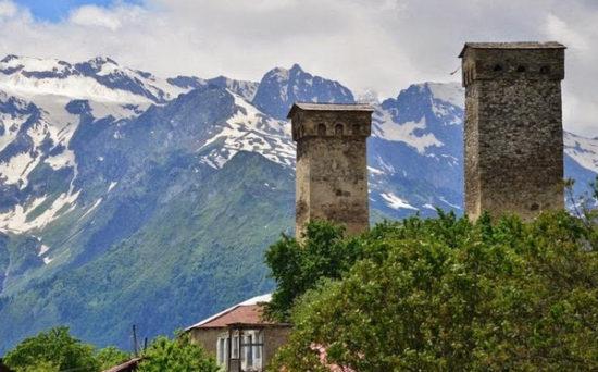 Svaneti Towers