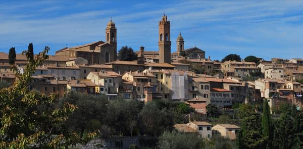 Montalcino landscape