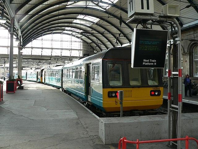 Monkwearmouth Station Museum