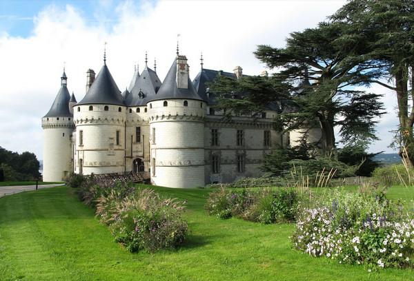 Château de Chaumont in Loire Valley