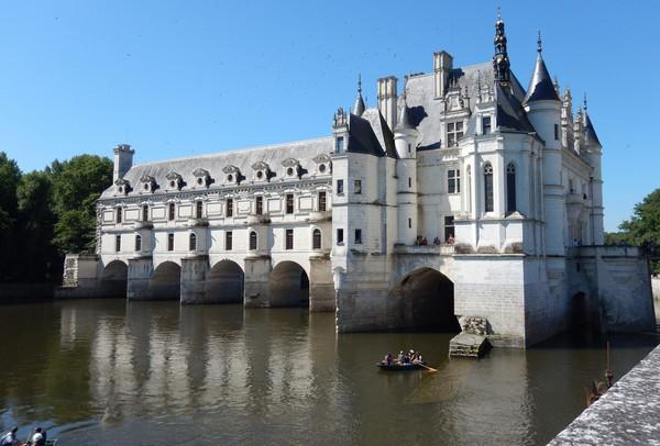 Château de Chenonceau in Loire Valley