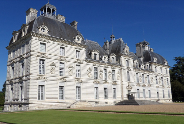 Château de Cheverny in Loire Valley