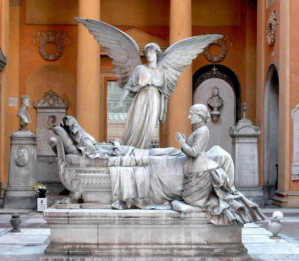 Monumental Cemetery of Bologna